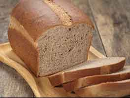 Soft Sandwich Bread with Flax