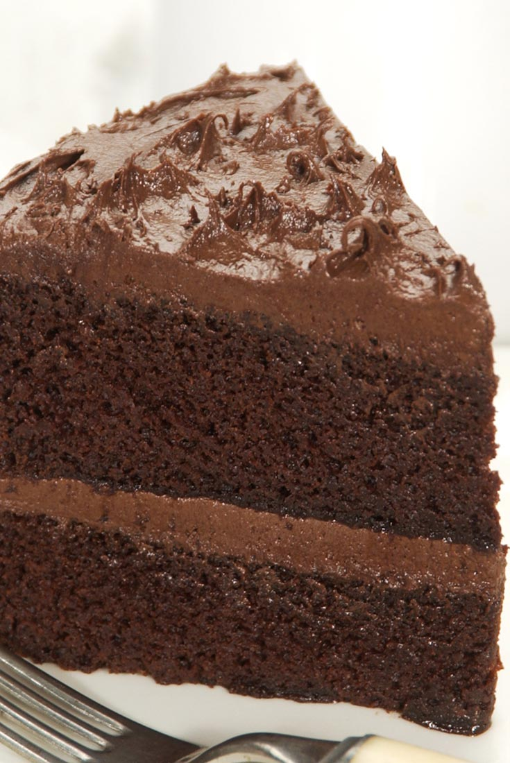 The Omega(-3) of All Chocolate Cakes Recipe