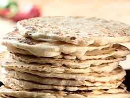 Soft Flour Tortillas
