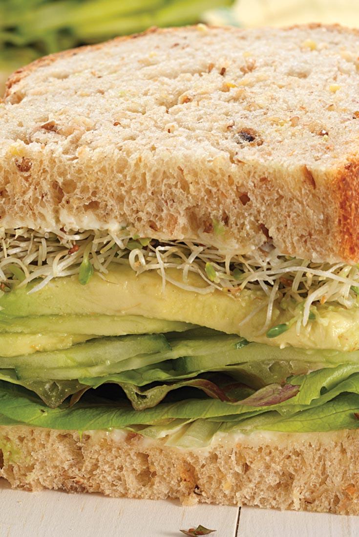 Six-Grain Bread Recipe