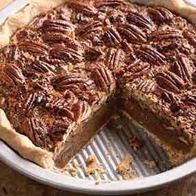 Lyle's Golden Pecan Pie