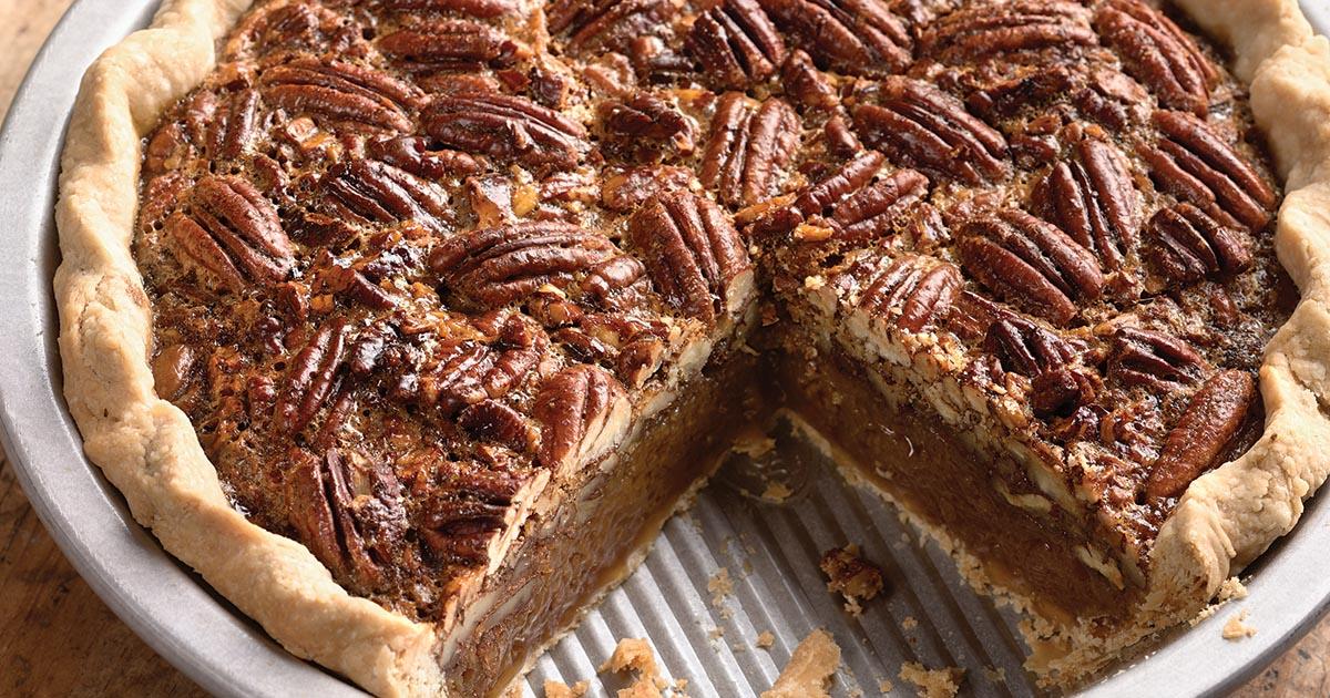 Lyles Golden Pecan Pie Recipe