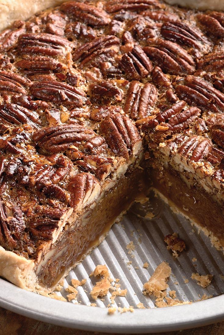Lyle's Golden Pecan Pie Recipe