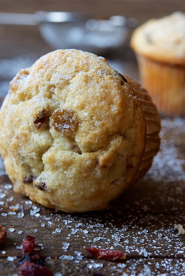 Panettone Muffins Recipe