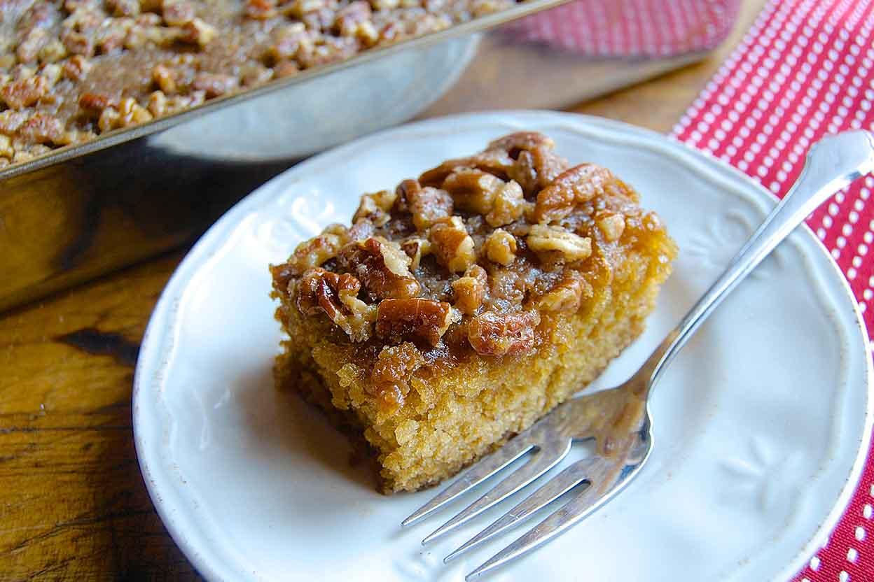 Vanilla Buttermilk Cake Recipe