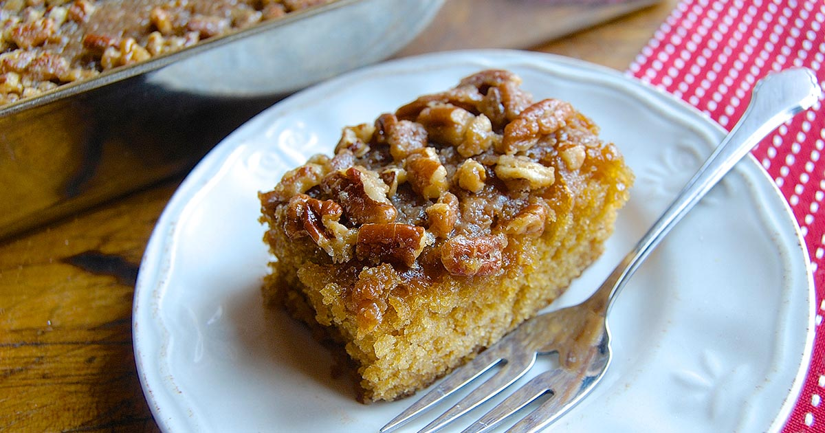 Tanyard Farm Buttermilk Cake