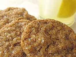 Soft Molasses-Raisin Cookies