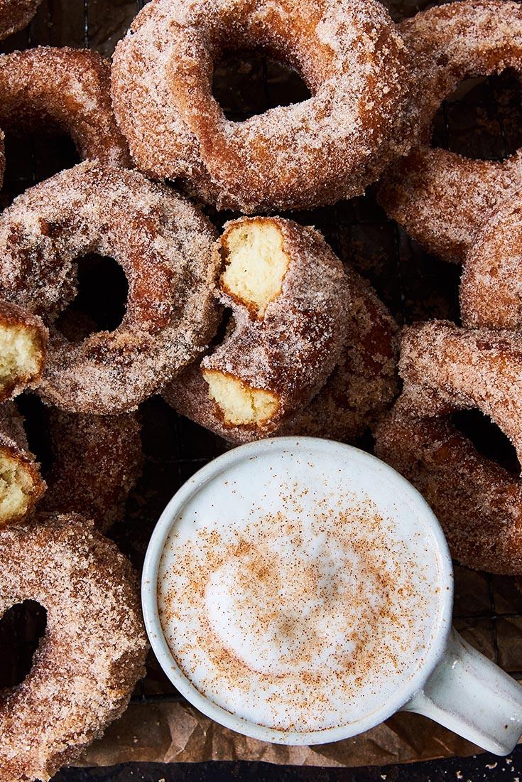 Mashed Potato Doughnuts Recipe