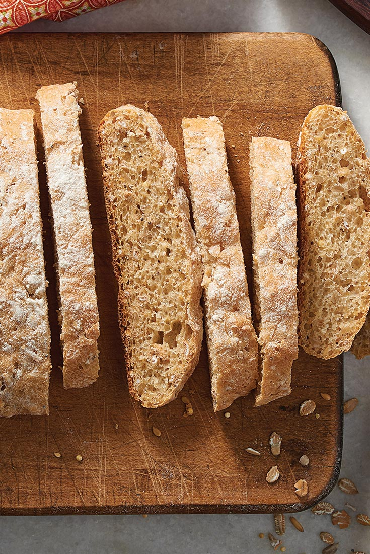 Harvest Grains Ciabatta Recipe