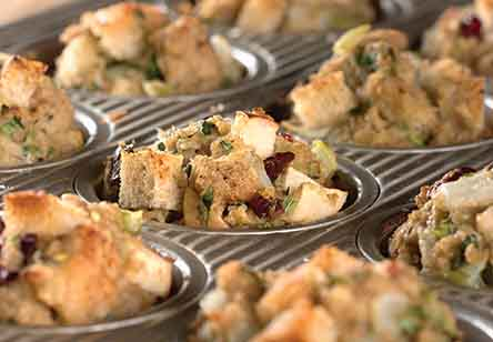 Stuffing Cups