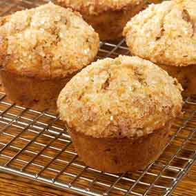The Simplest Muffins
