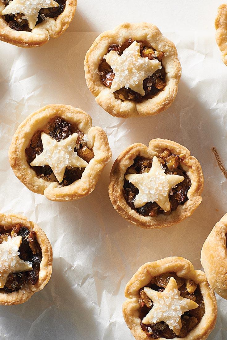 Christmas Brandied Mince Tarts Recipe