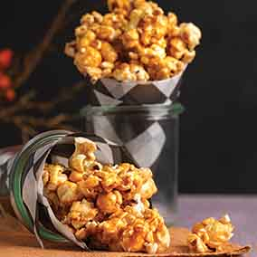 Carol's Caramel Corn