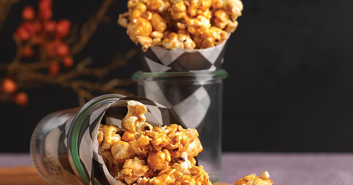 Carol's Caramel Corn Recipe