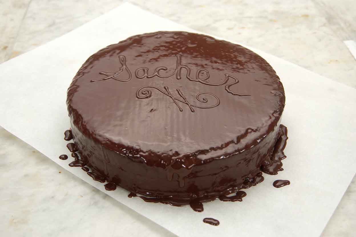 Chocolate Torte Cake Recipe