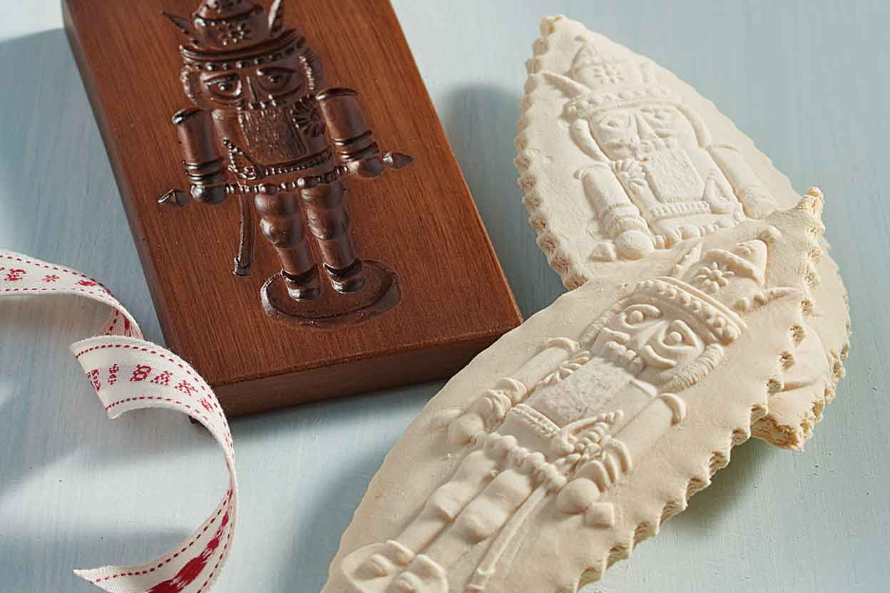 Holiday Springerle Recipe King Arthur Flour
