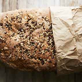 Clay's Multigrain Sourdough Sandwich Bread