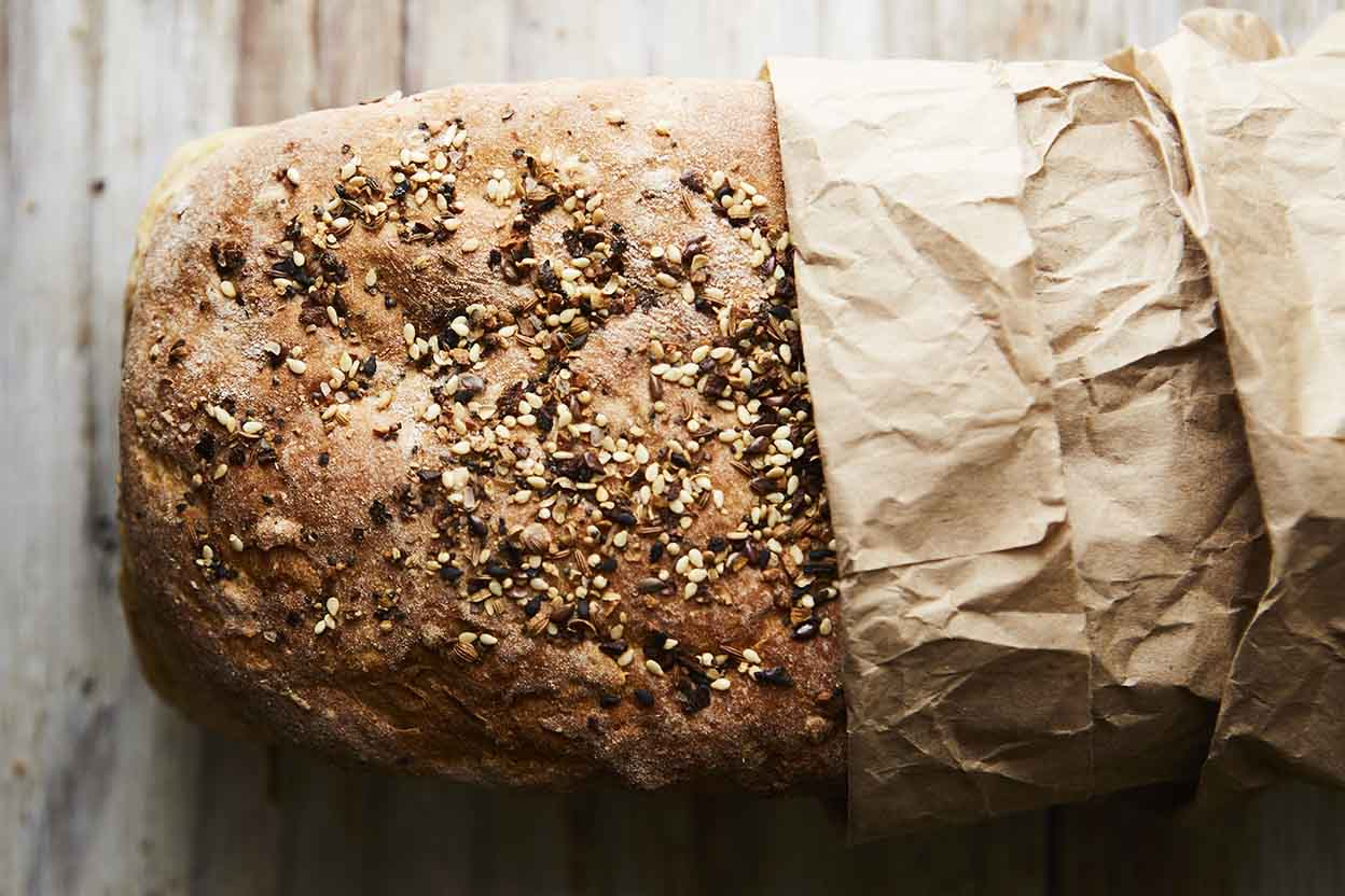 Clay S Multigrain Sourdough Sandwich Bread Recipe King