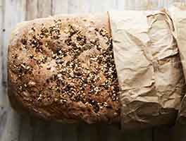 Clay's Multigrain Sourdough Sandwich Bread