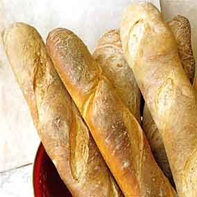 Wild Yeast Baguettes