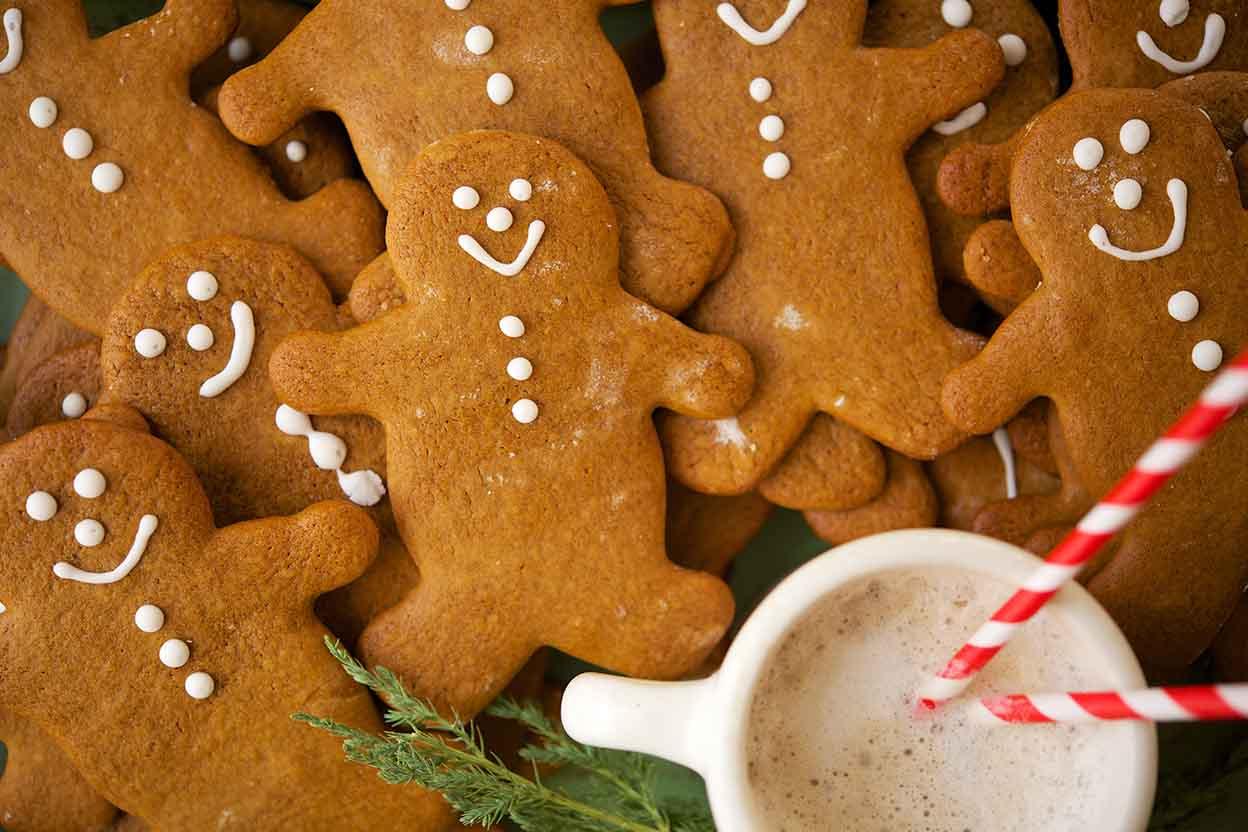 Gingerbread Cookies Recipe King Arthur Flour