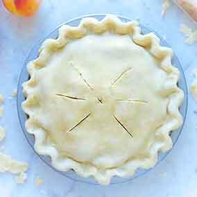 Classic Double Pie Crust