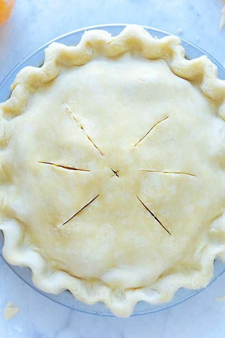 Classic Double Pie Crust Recipe