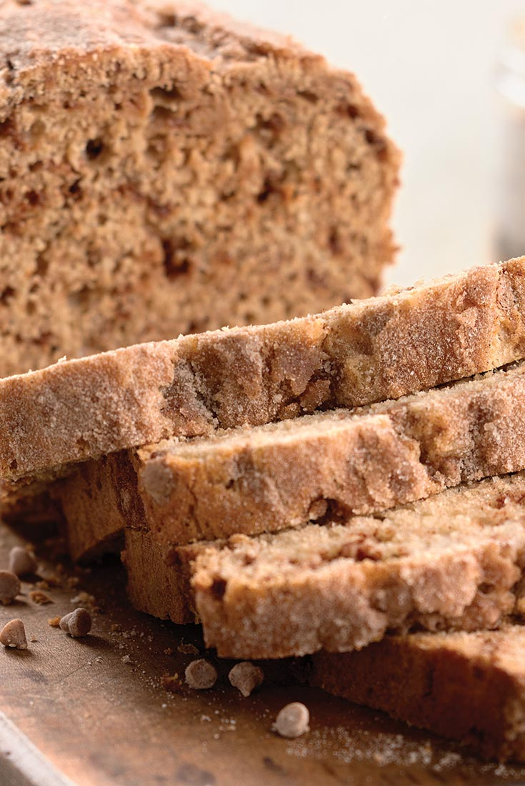 Easy Cinnamon Bread Recipe