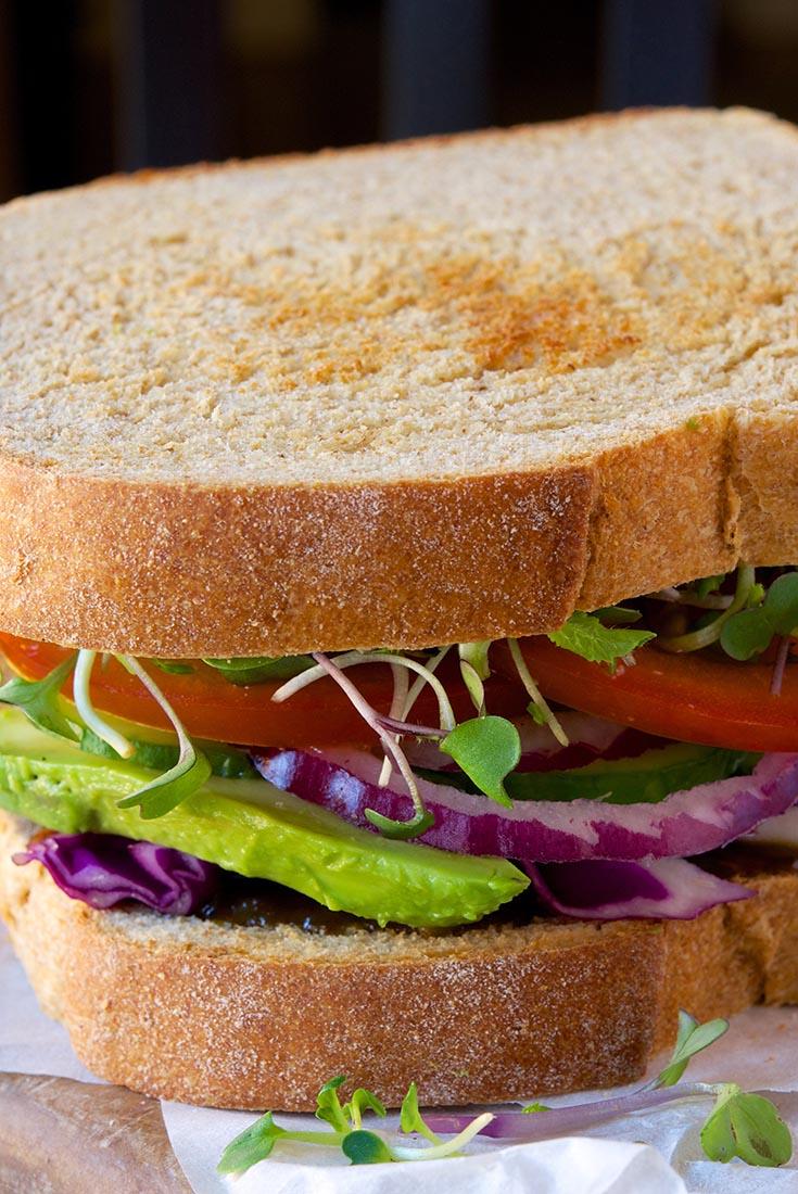 King Arthur's 100% Whole Wheat Sandwich Bread Recipe
