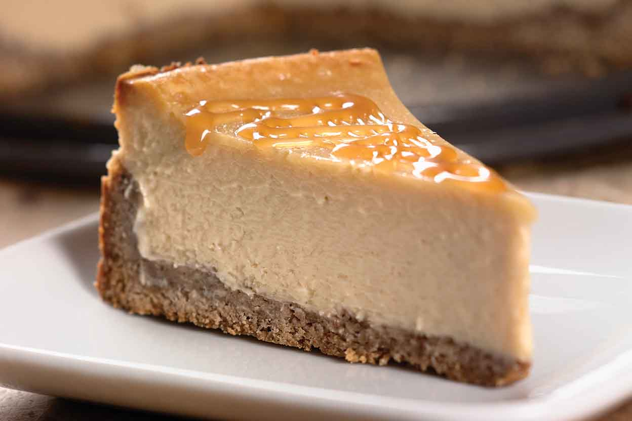 Recipes Step By Step Of A Cheese Cake