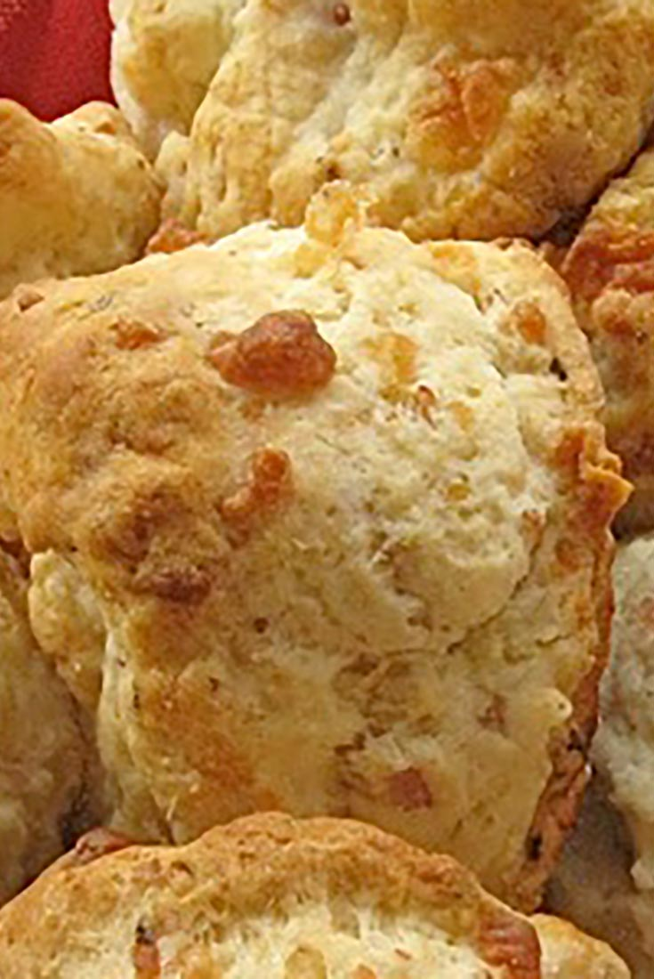 New Year's Ham Biscuits Recipe