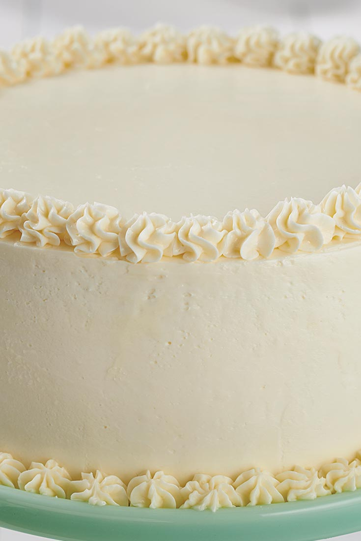 Italian Buttercream Recipe