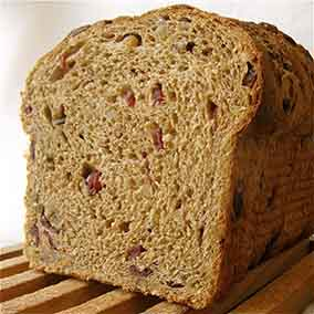 Jan Brett's Crunchy Whole Grain Bread