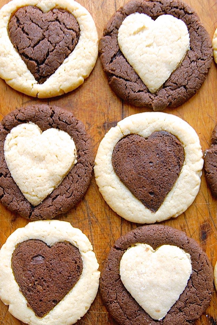 Heart of Gold Cookies Recipe