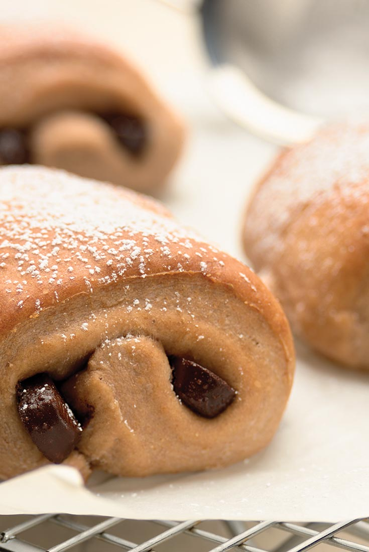 Whole Grain Pain au Chocolat Recipe