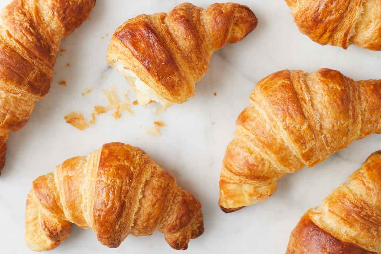 baker s croissants recipe king arthur flour
