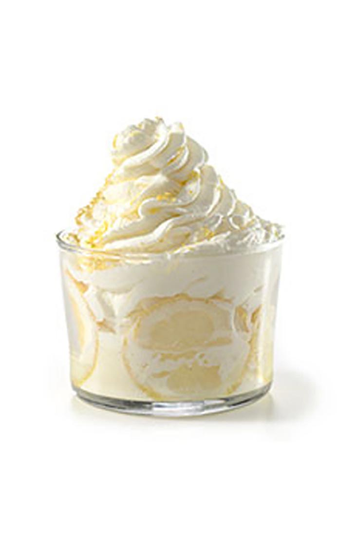 Lemon Whipped Cream Recipe