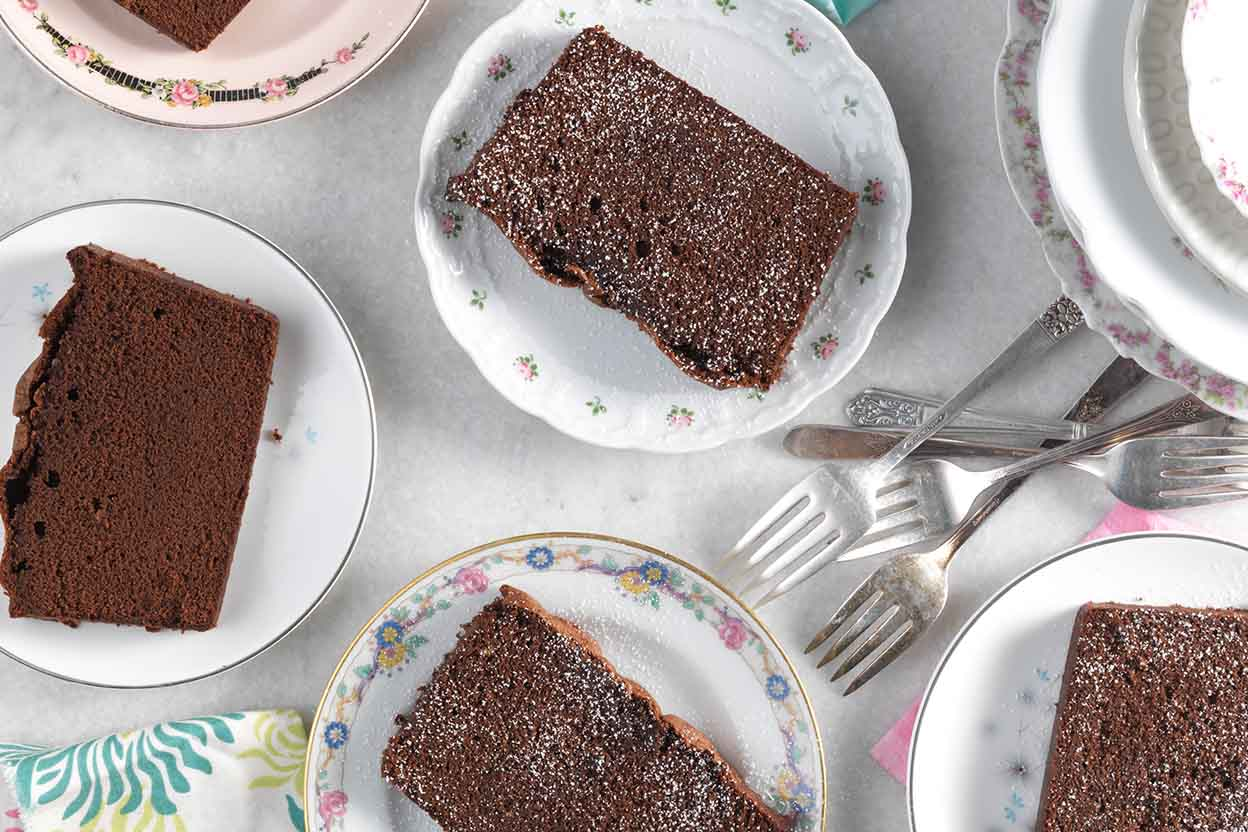 Chocolate Loaf Cake Recipe | King Arthur Flour
