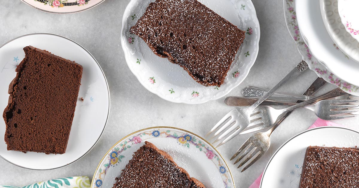 Best Coffee Cake Recipe King Arthur Flour: Chocolate Loaf Cake Recipe