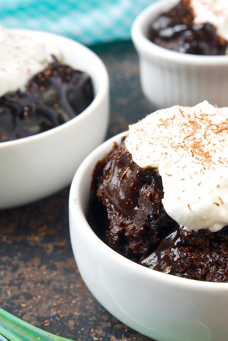 Easy Chocolate Pudding Cake Recipe