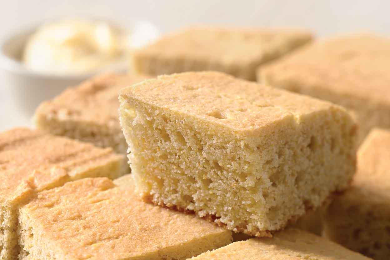 Gluten-Free Cornbread Recipe | King Arthur Flour