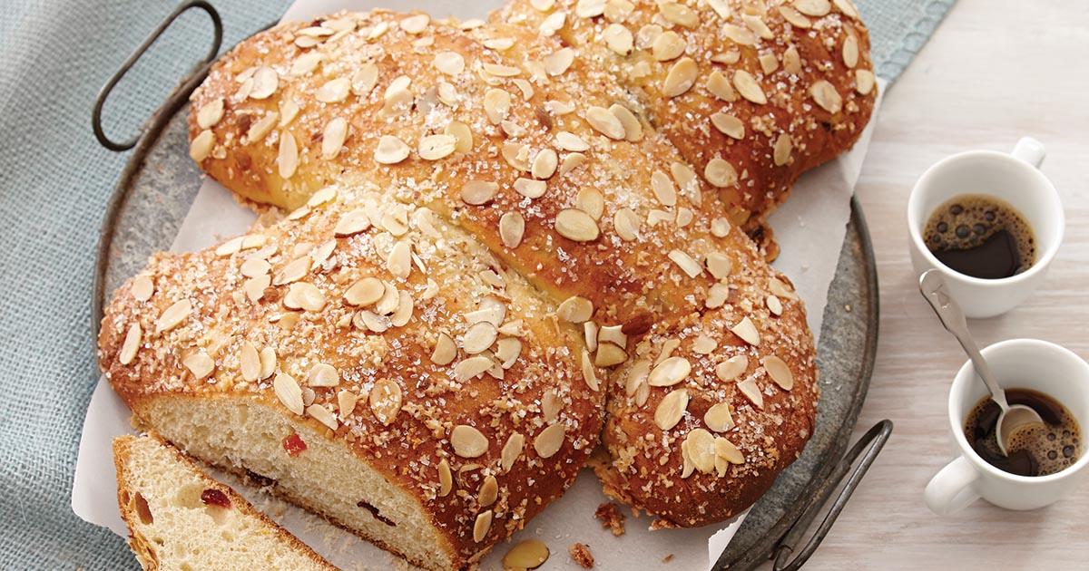 Colomba Pasquale Easter Dove Bread Recipe King Arthur