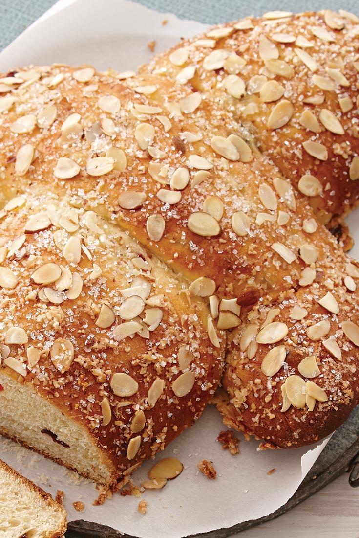 Colomba Pasquale (Easter Dove Bread) Recipe