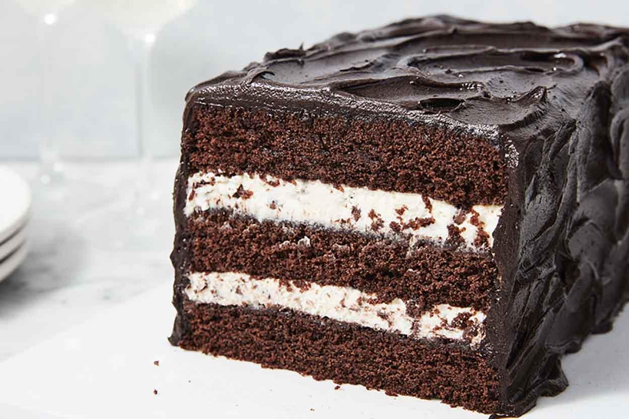 Chocolate Cassata Recipe | King Arthur Flour