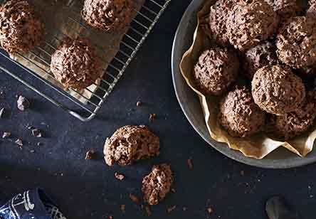 Zingerman's Chocolate Coconut Macaroons