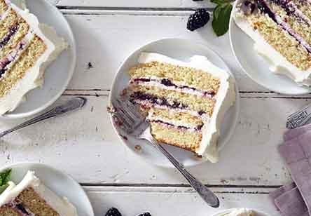 Grain-Free Yellow Cake