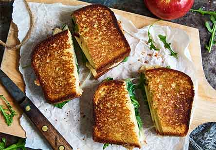Gluten-Free Toasting and Sandwich Bread