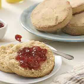 Hi-Fiber English Muffins