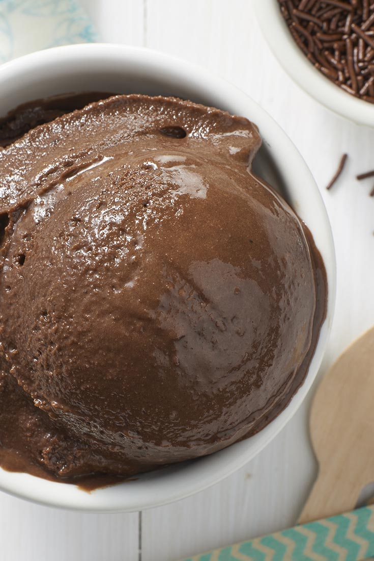 Chocolate Decadence Ice Cream Recipe