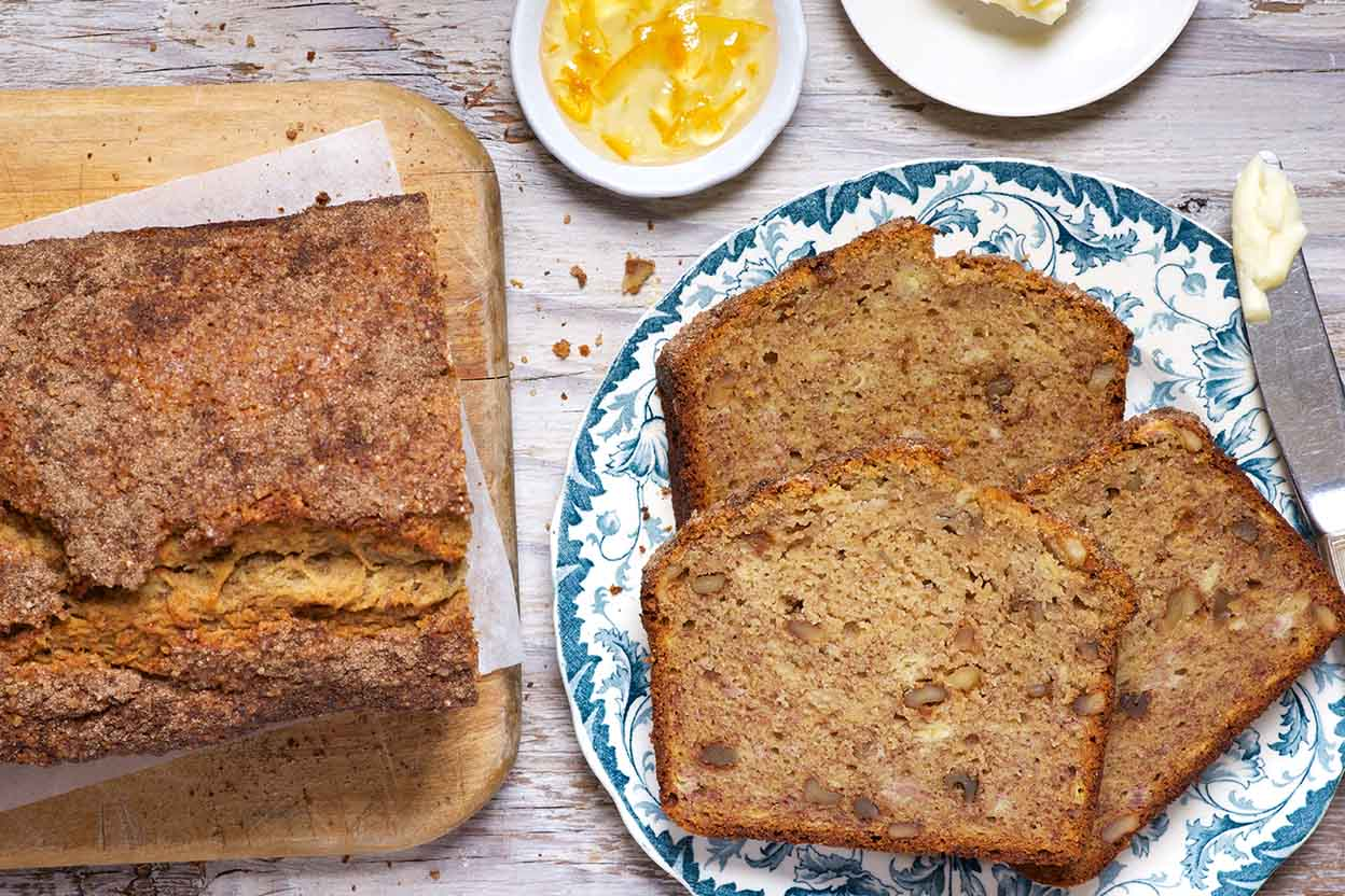 100 whole wheat banana bread recipe king arthur flour forumfinder Images